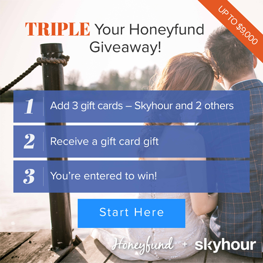 How to TRIPLE Your Honeyfund – Up to $9,000!