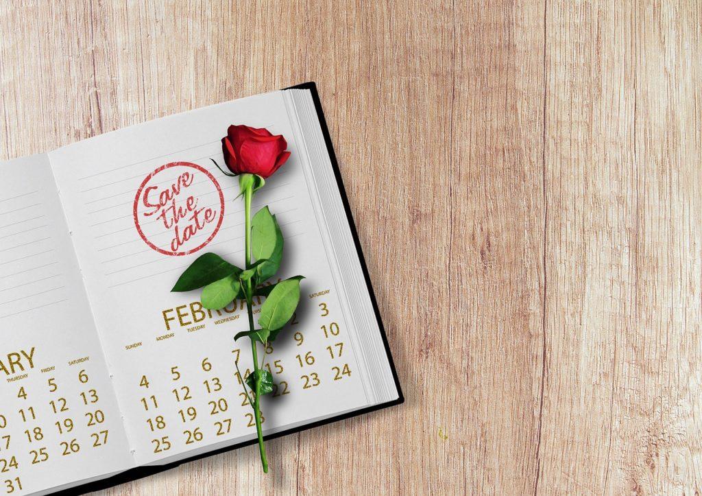 Choosing the right wedding date