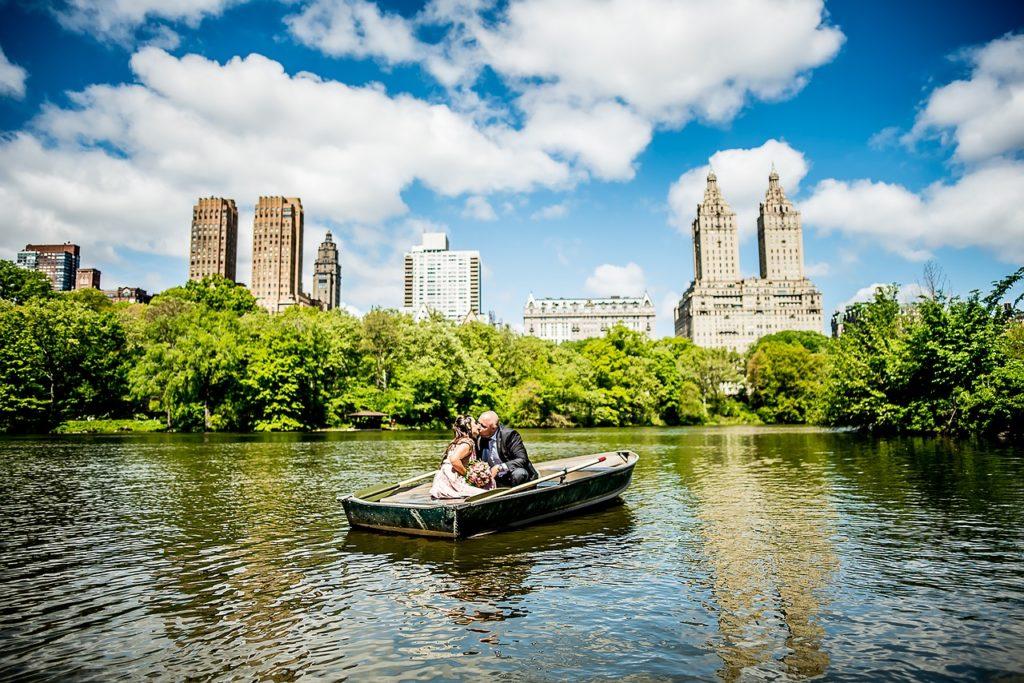 Enjoy your Central Park wedding