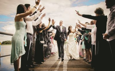 Who pays for wedding for older brides and grooms