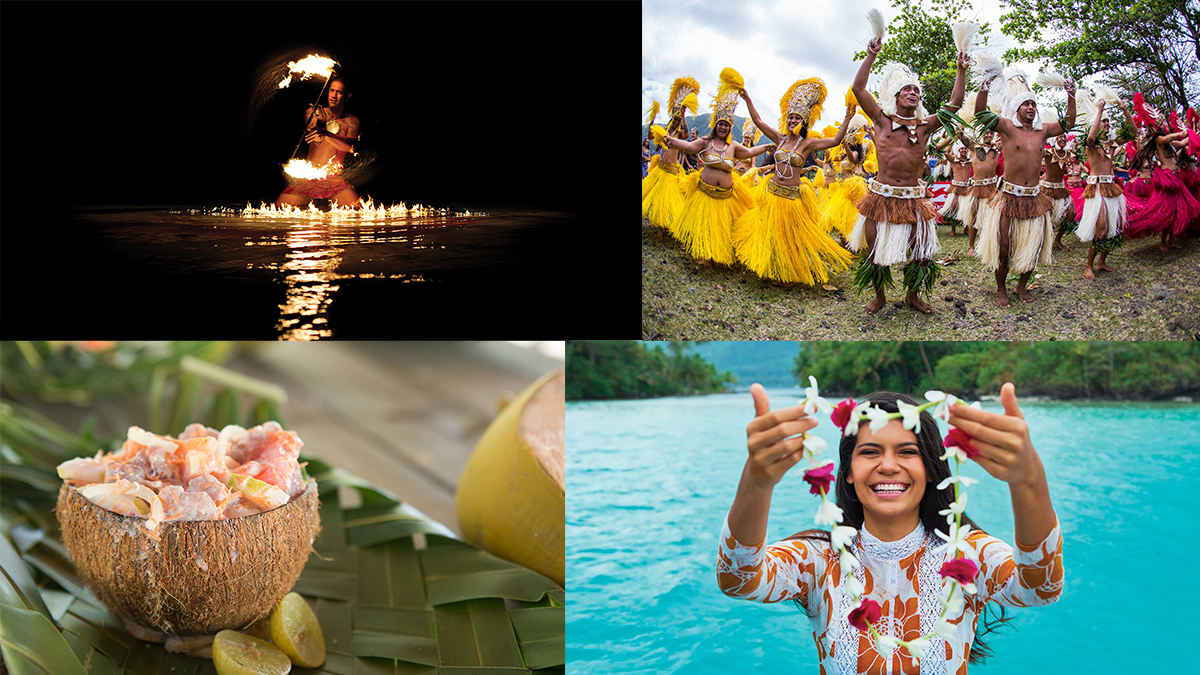 Immerse Yourself in Tradition When You Honeymoon in The Islands of Tahiti