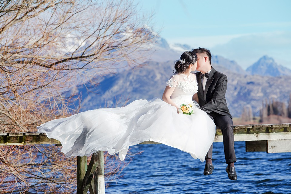Remembering your New Zealand wedding