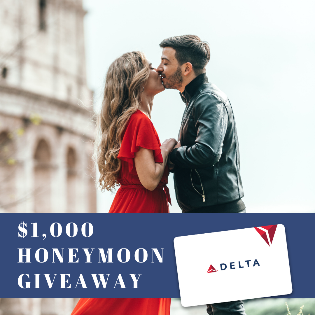 $1,000 Delta Gift Card Giveaway