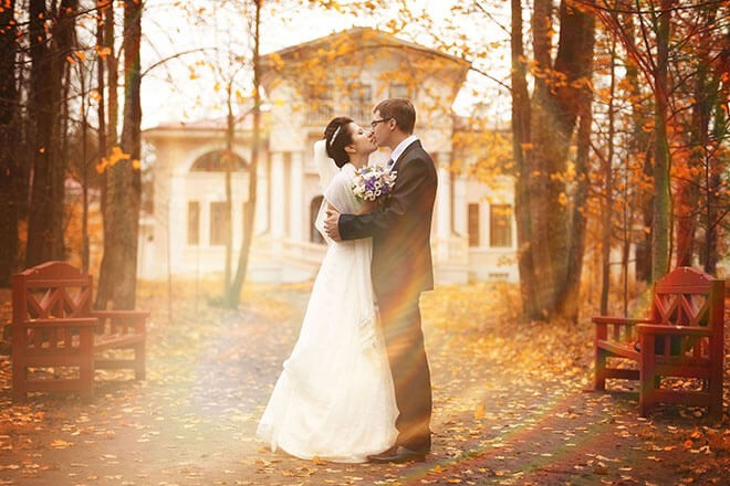 Planning a Fall Wedding