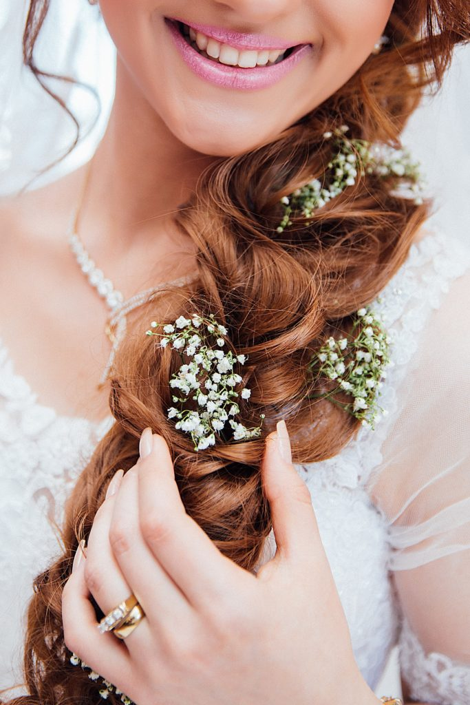 Bridal jewelry as beautiful as you