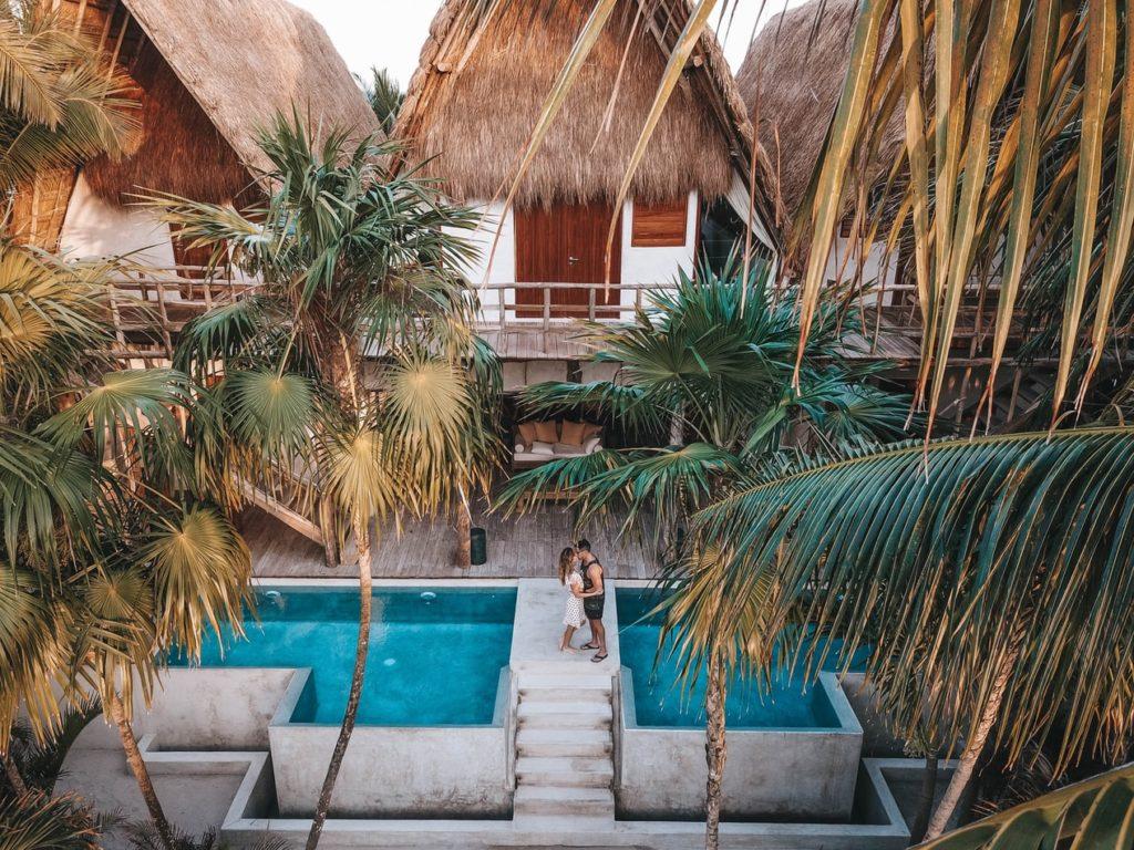 Plan a laid back honeymoon