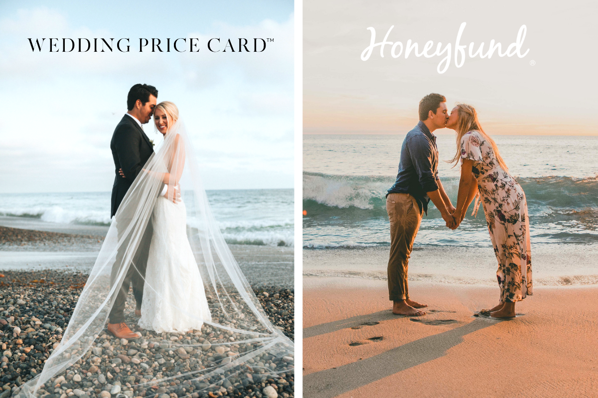 Save Money, Plan Better with Wedding Price Card