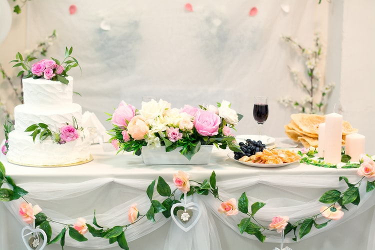 Consider your whole wedding budget