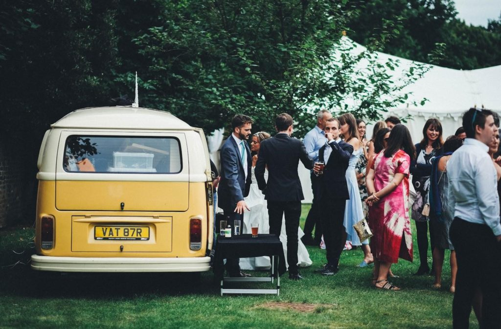 Centralize information about your wedding