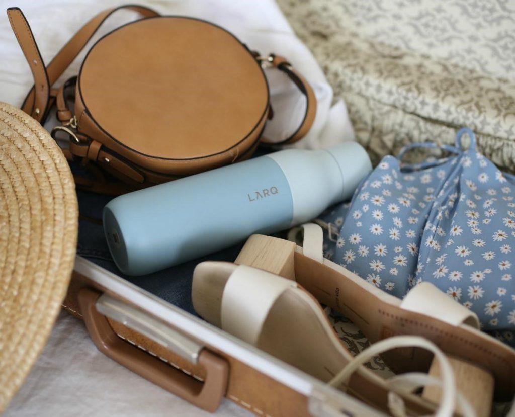 Packing honeymoon essentials