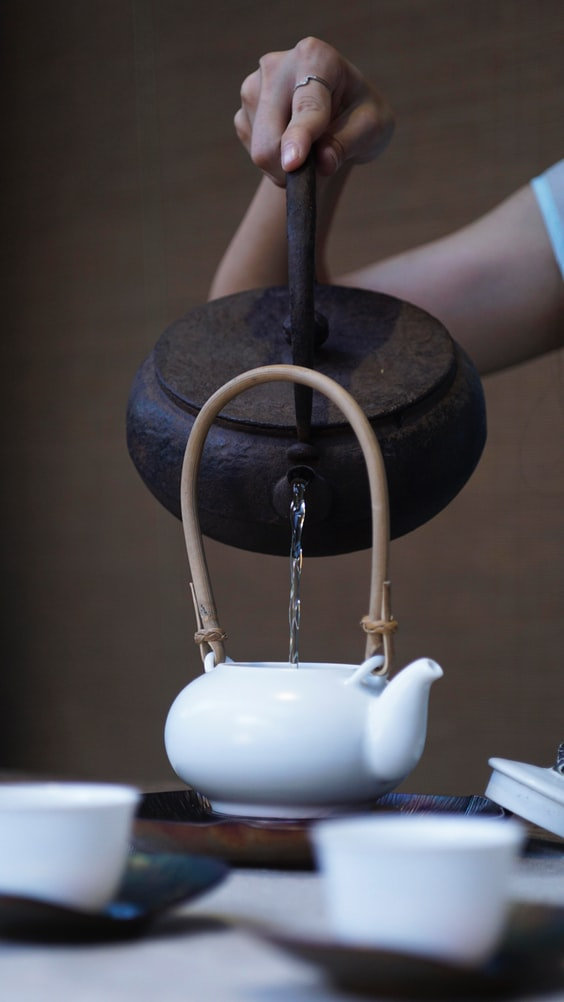 Tea in Hangzhou