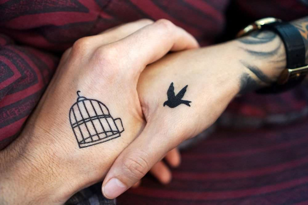 Memorialize your wedding with tatoos