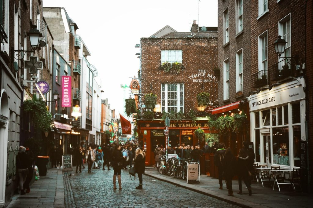 Visit Dublin on your Irish honeymoon