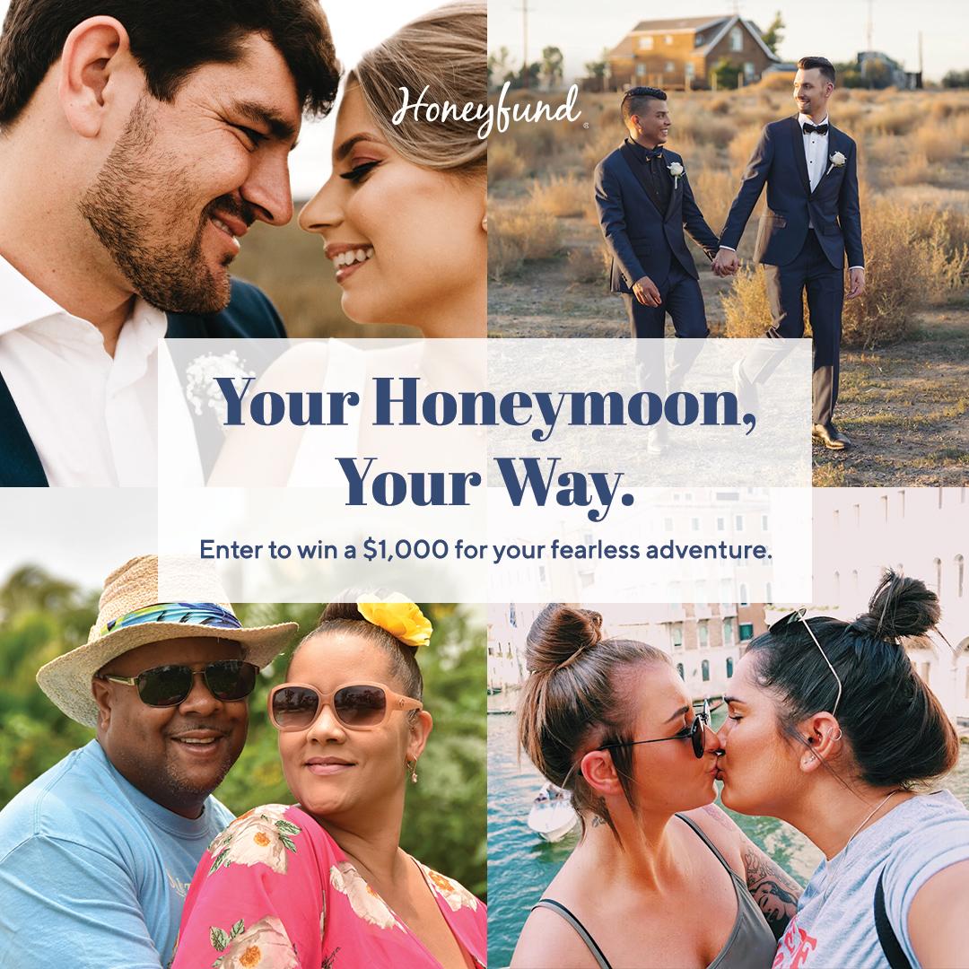 honeymoon your way promotion