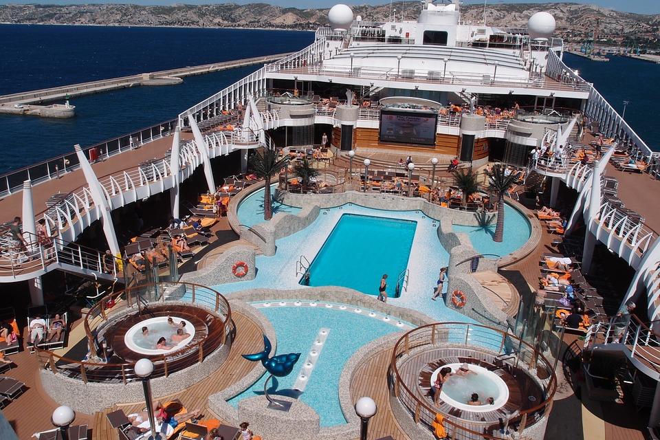 Cruise ship activities
