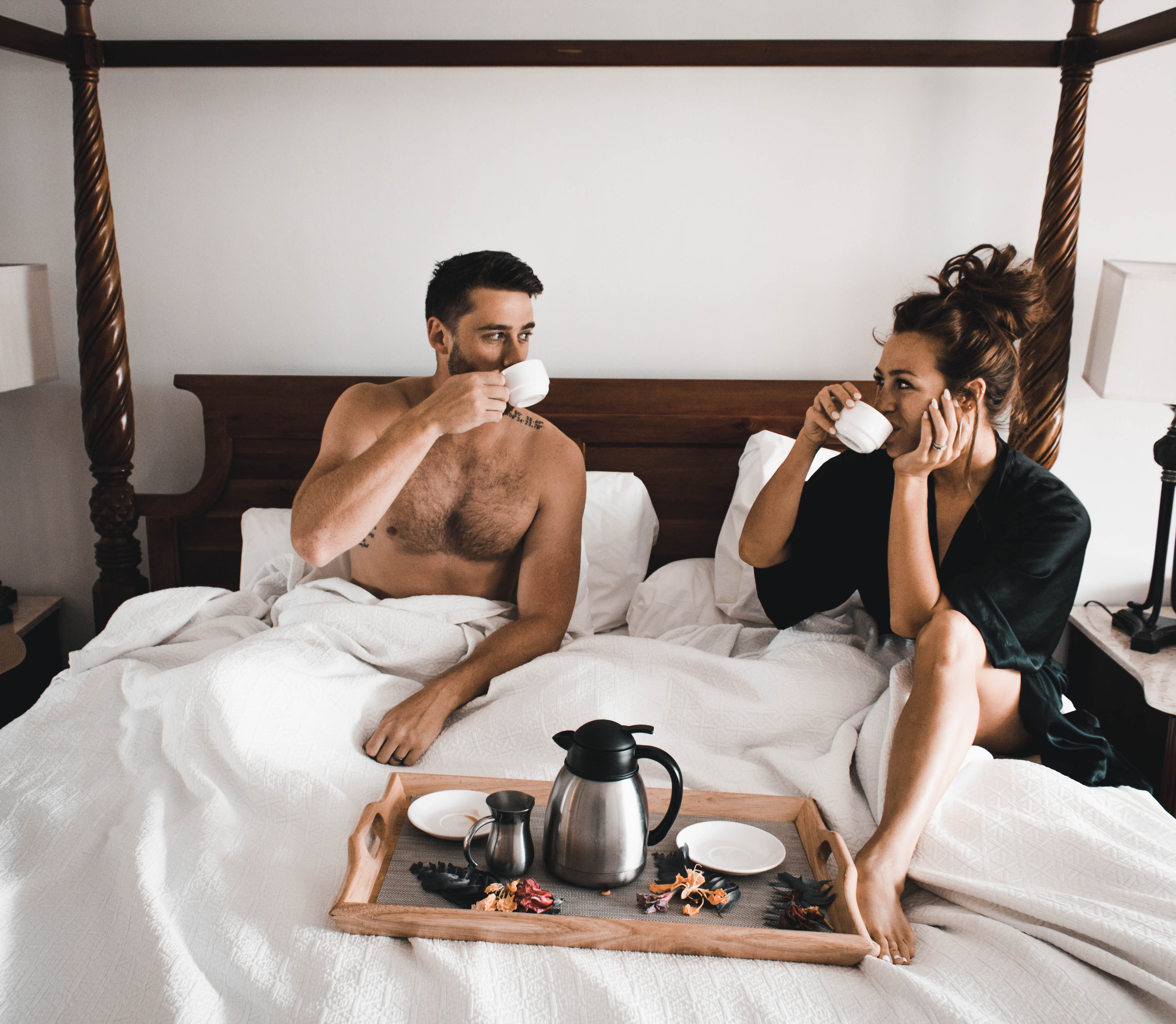 How much intimacy do you expect on your honeymoon