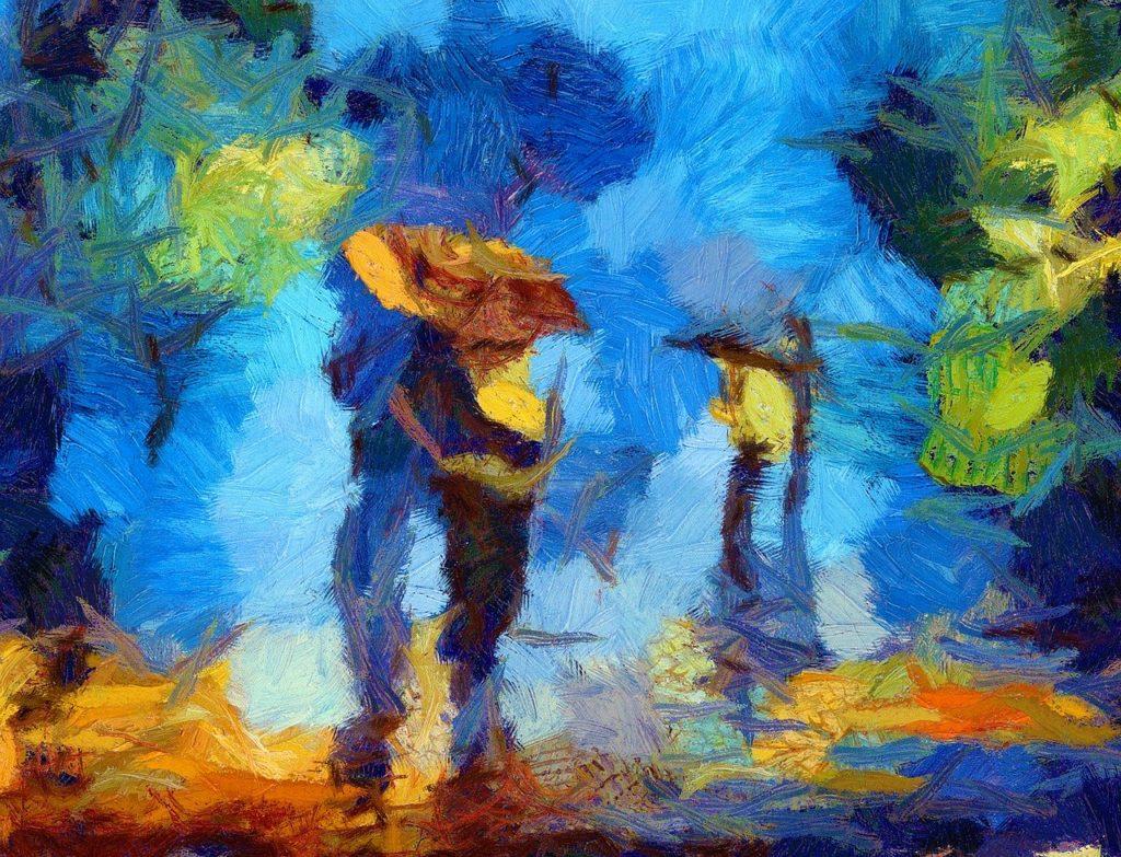 Unity painting