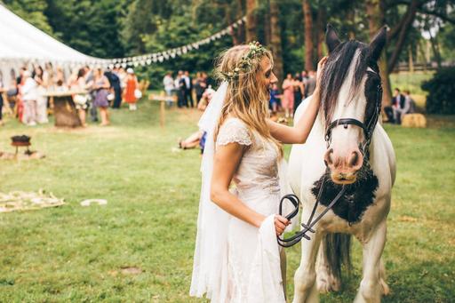 Beautiful Happy Valley Wedding