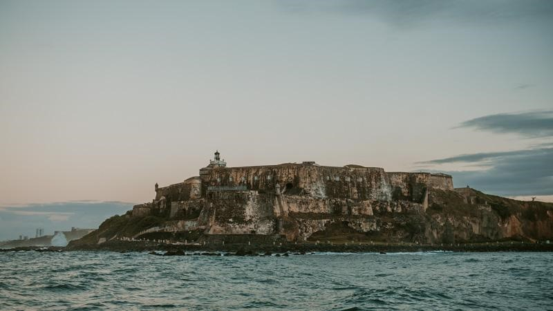 Forts to explore in Puerto RIco