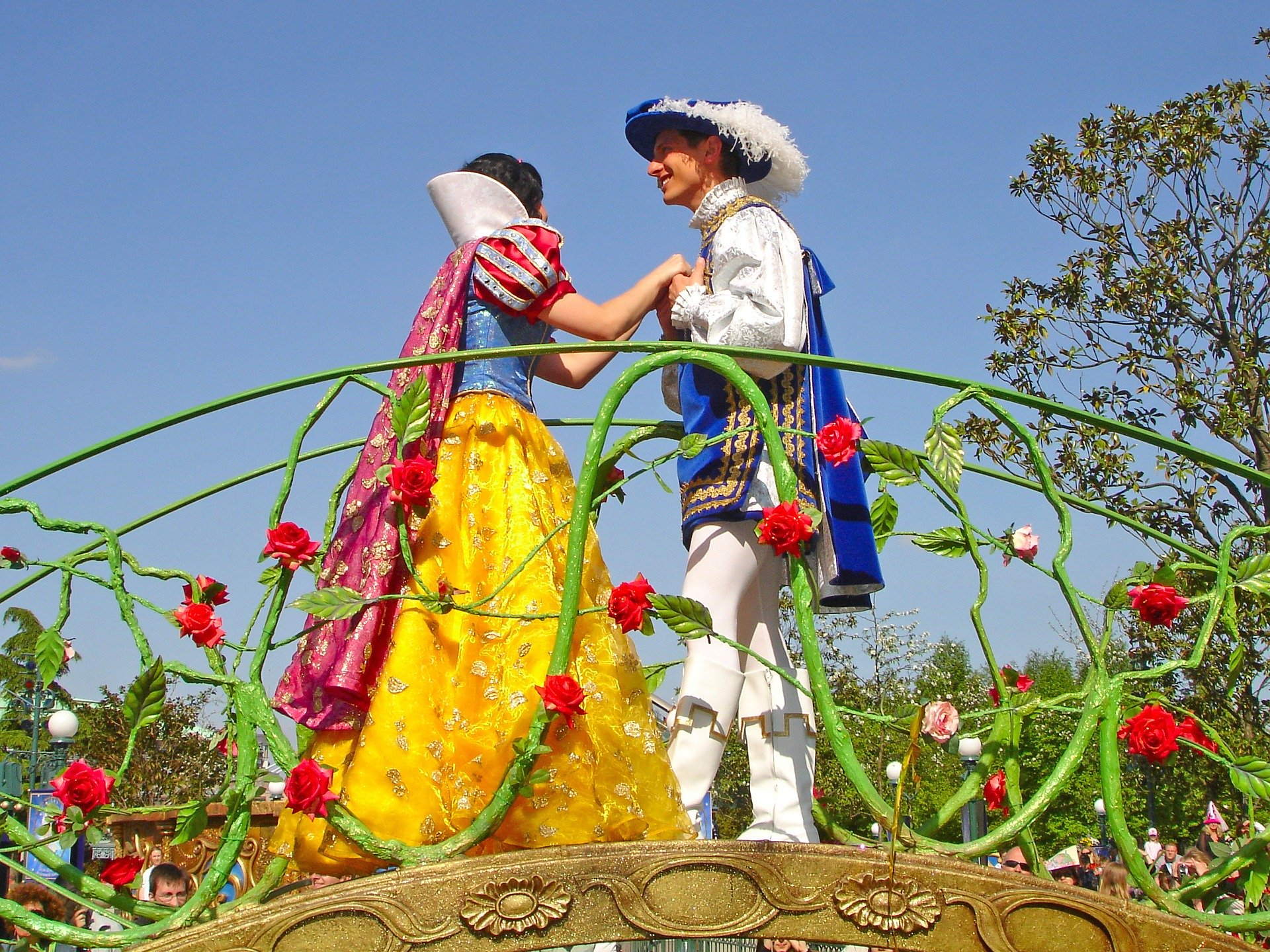 Is A Magical Disney Wedding In Your Future?