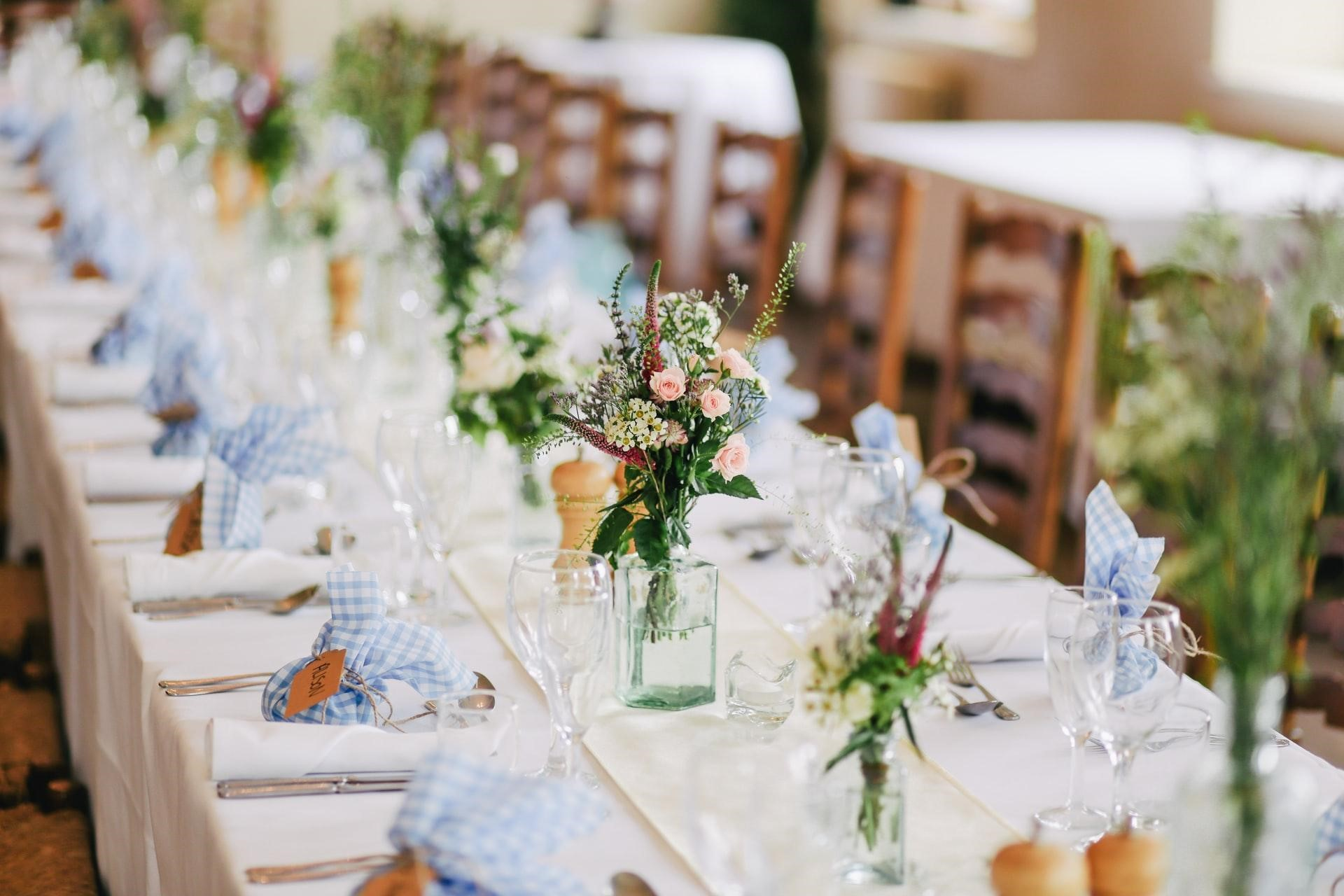 Create a Romantic French-Inspired Wedding Reception Your Guests Will Remember