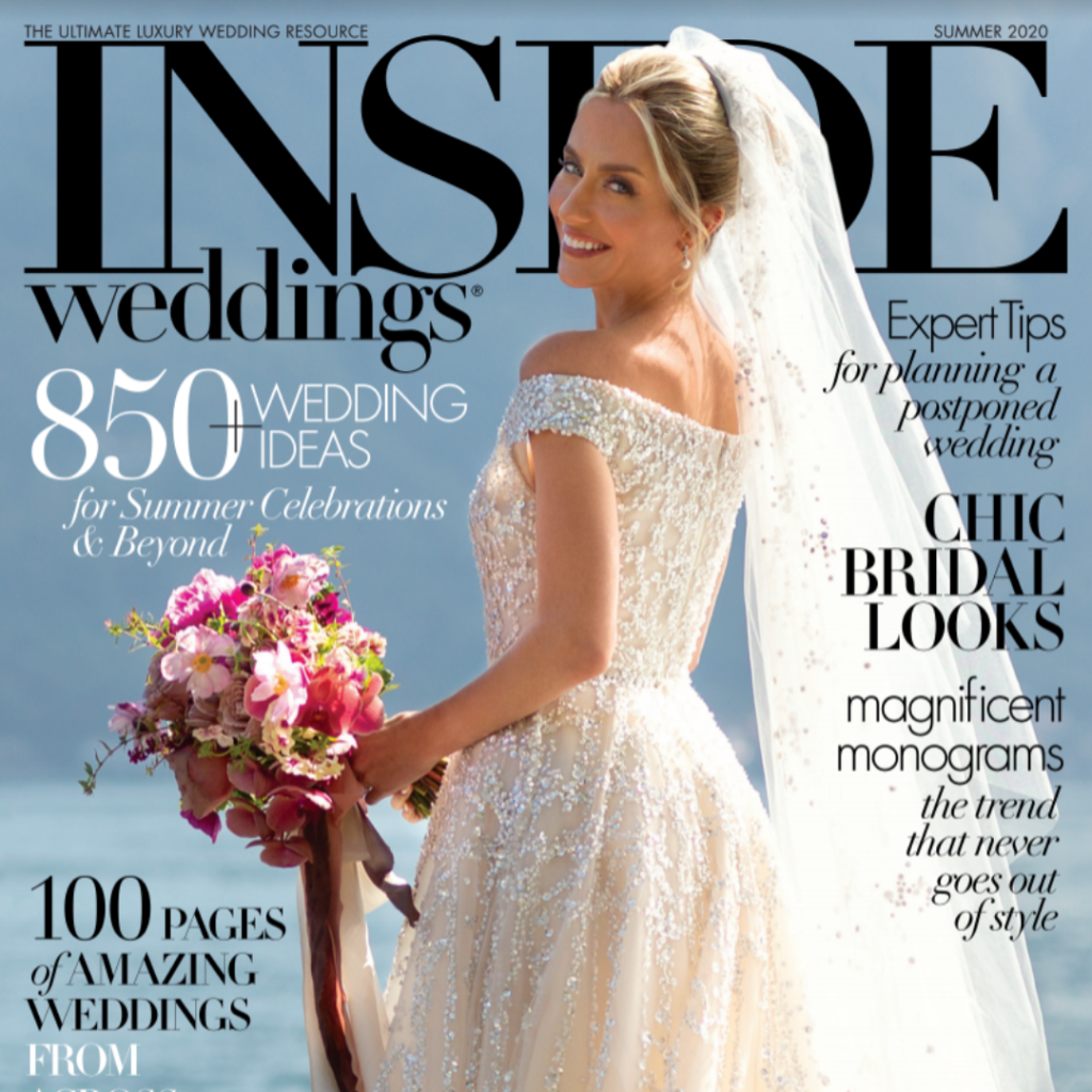 Inside Weddings Magazine