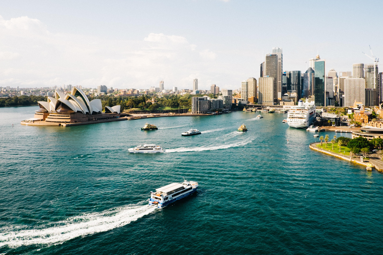 Honeymoon-at-Home Date Night, Destination: Sydney, Australia