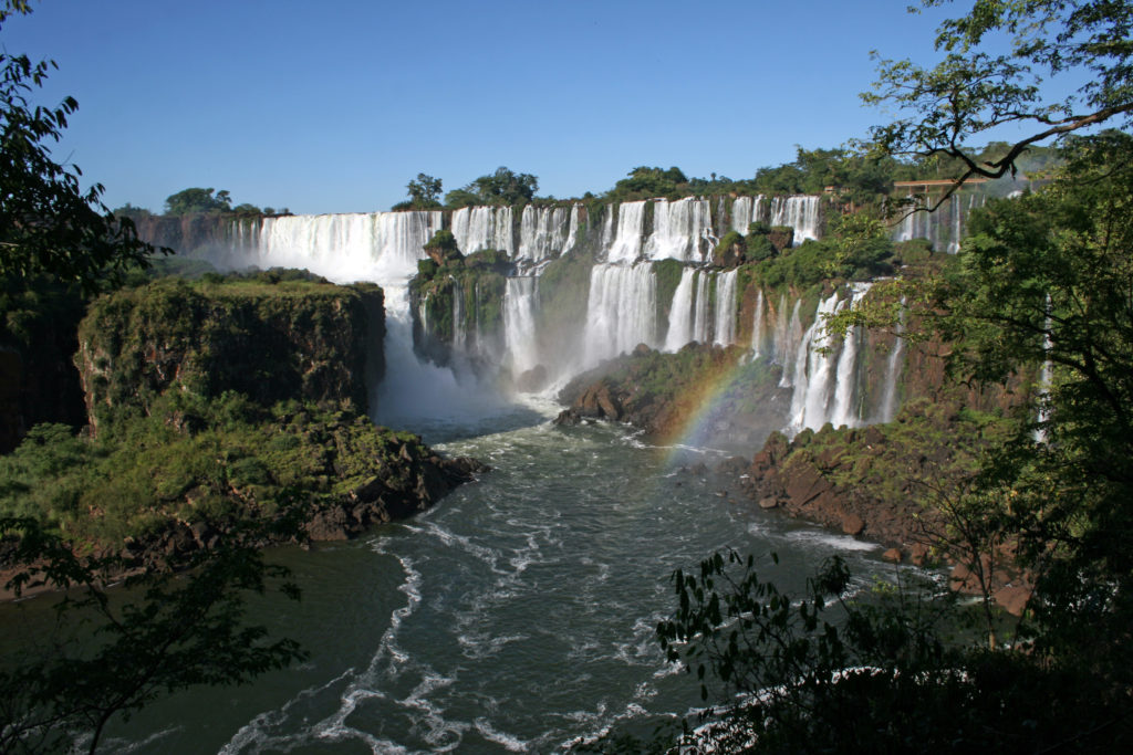 Iguazu National Park Falls
