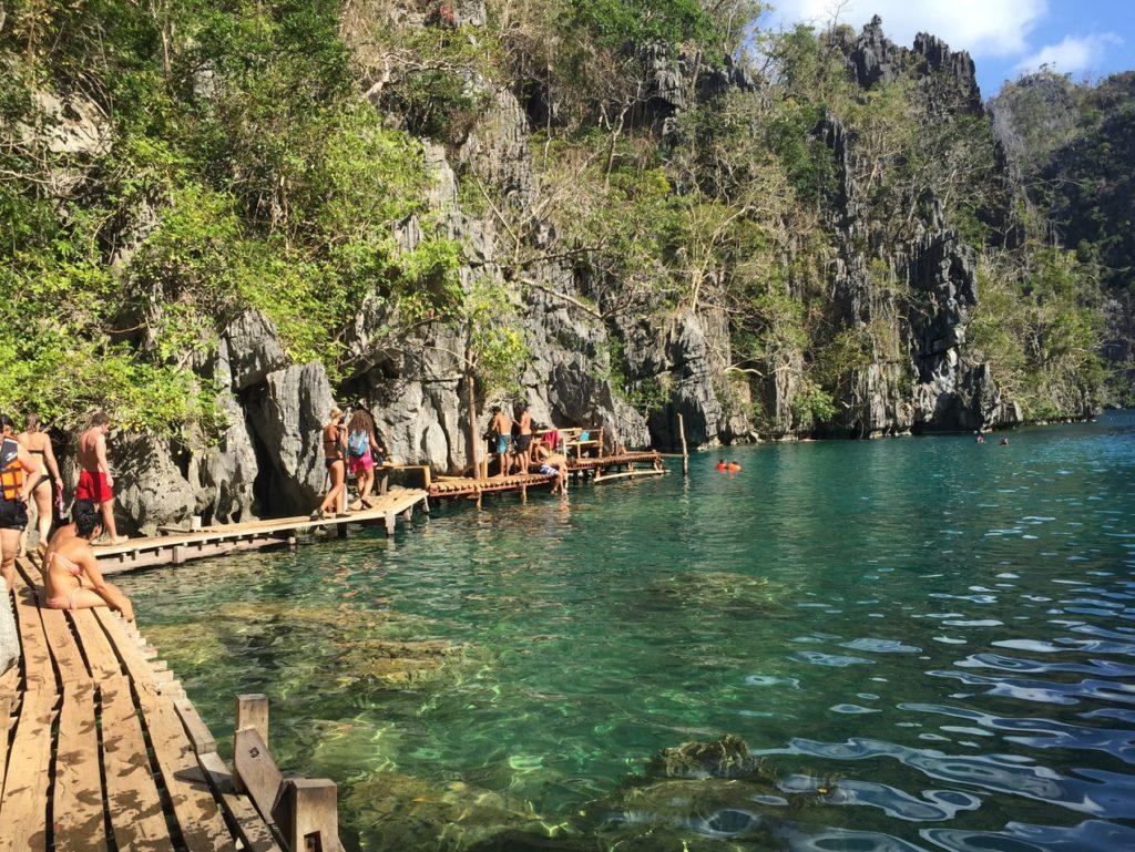 Kayangan Lake, Coron, Palawan Phillipines