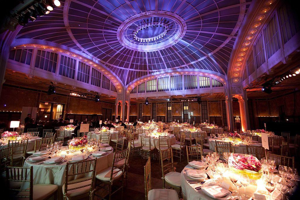 New York Public Library wedding venue