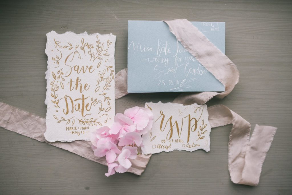 RSVP for wedding invitaitons