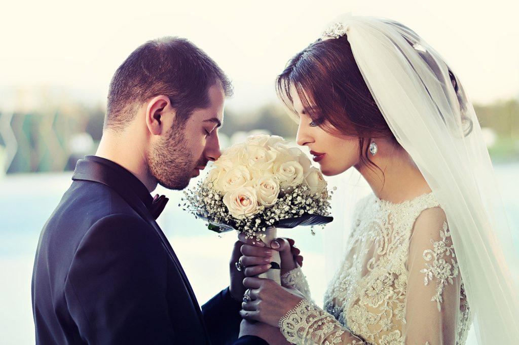 Your wedding look