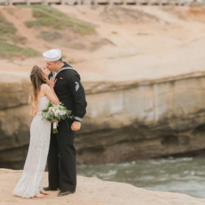 Seaside Beach Wedding