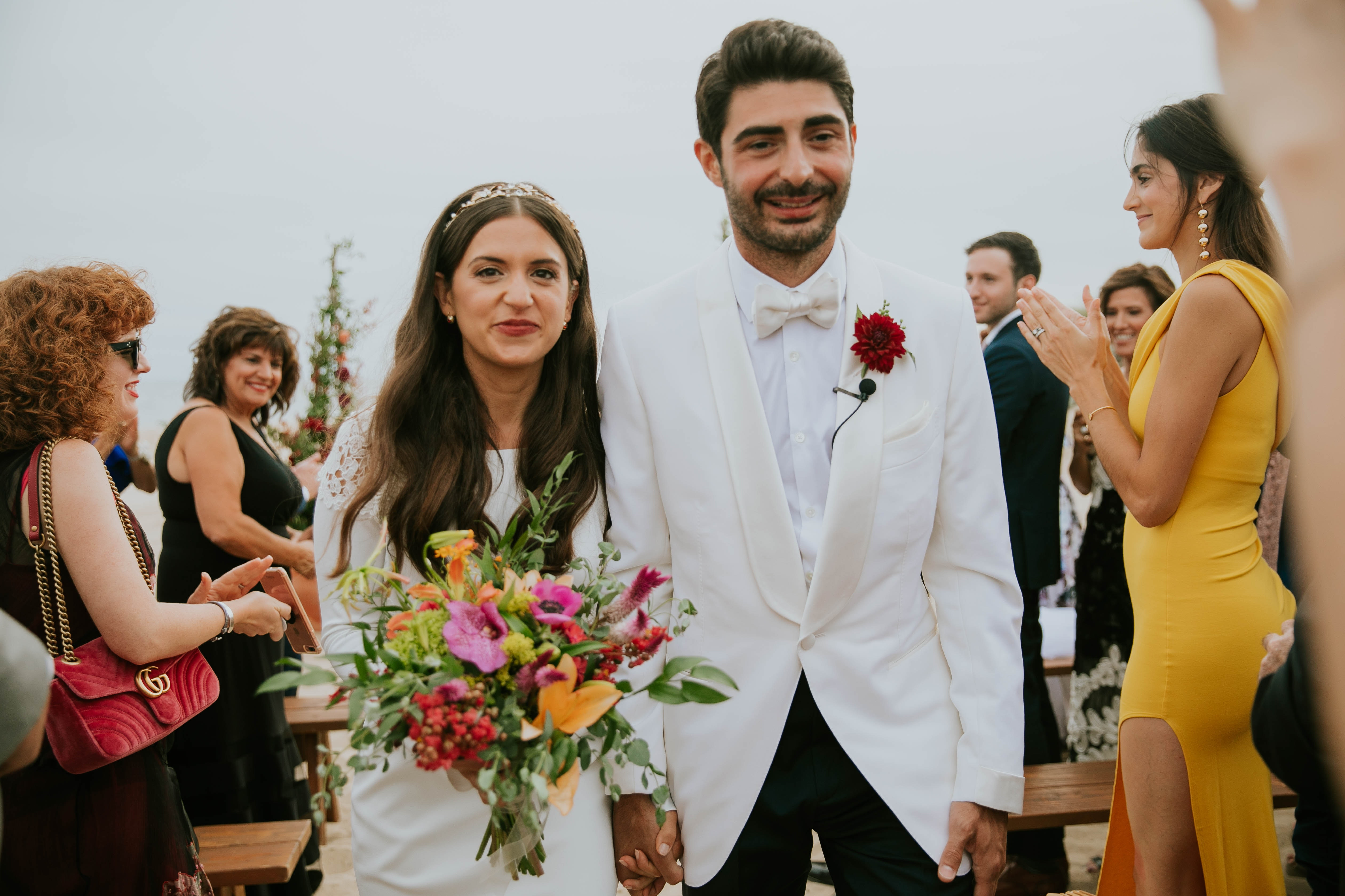 Wedding Guest Etiquette for a Covid-Safe Wedding
