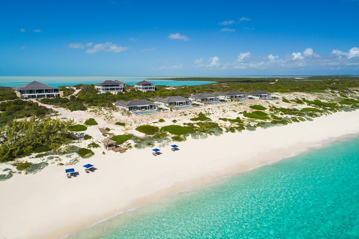 A Turks and Caicos Honeymoon is Your Picture-Perfect Caribbean Islands Getaway