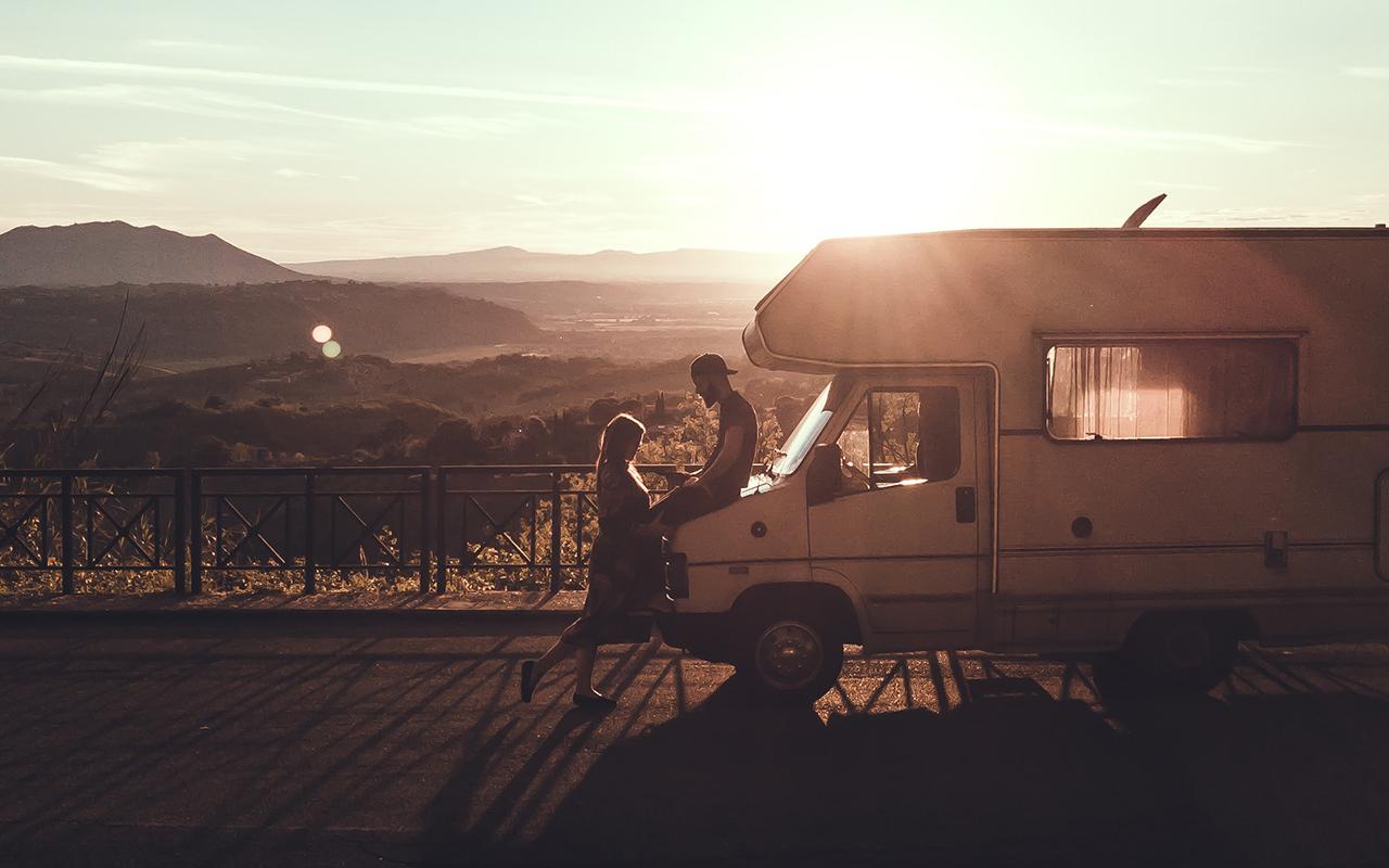 Romance on the Open Road — An Unexpected Honeymoon Idea