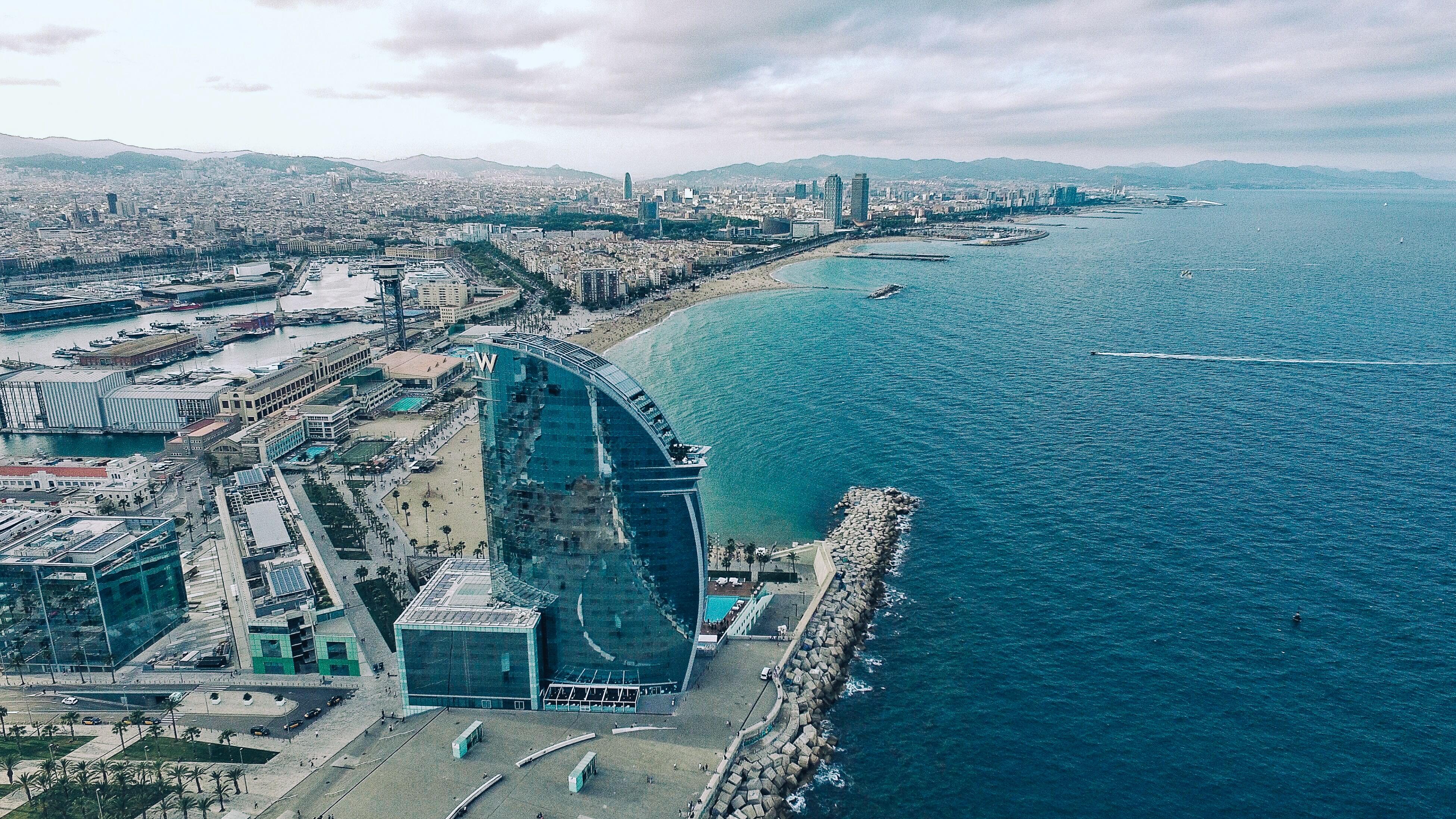 Honeymoon in Barcelona: Where Beach Meets Culture