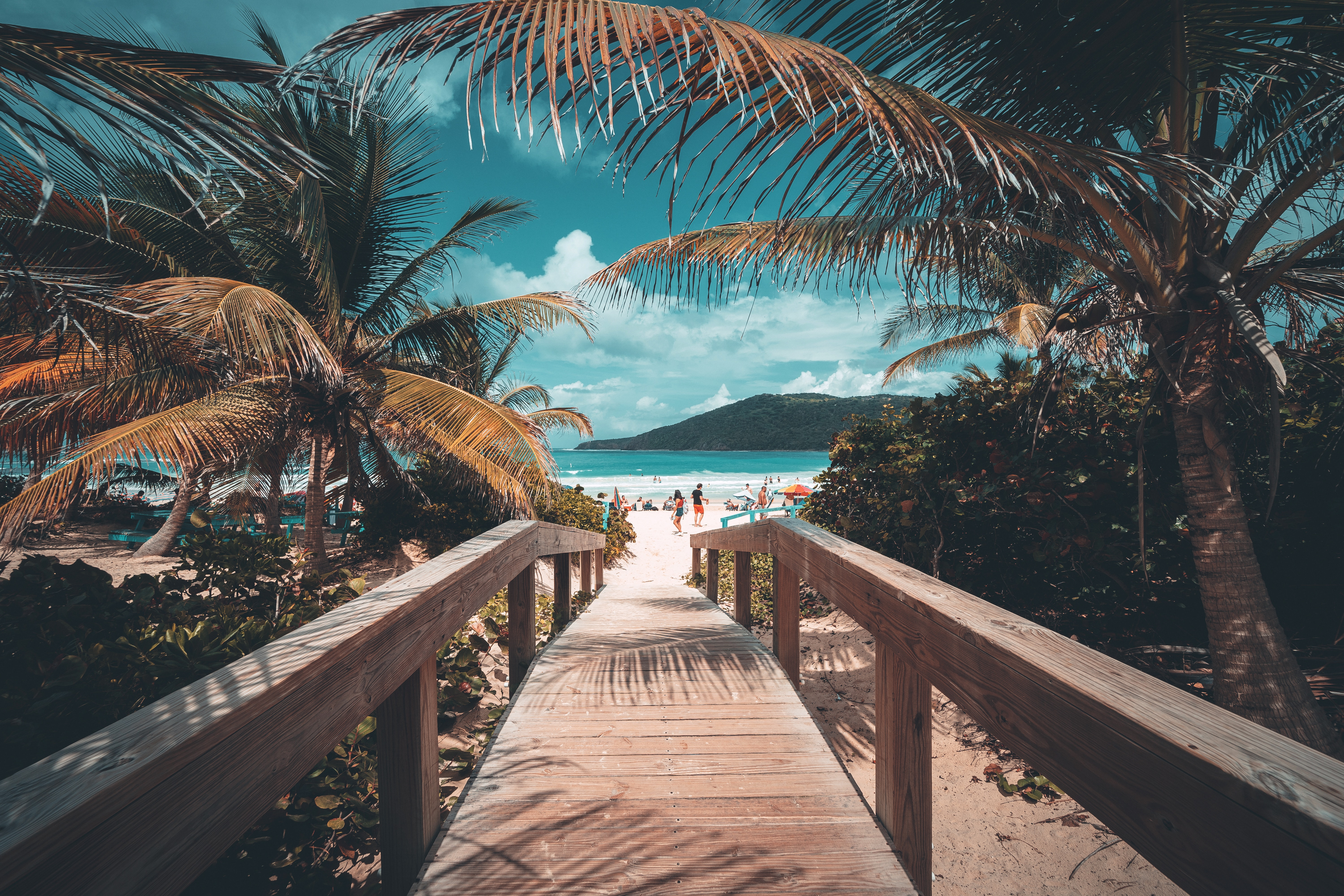 Honeymoon in Puerto Rico for a Taste of the Caribbean with Some Comforts of America