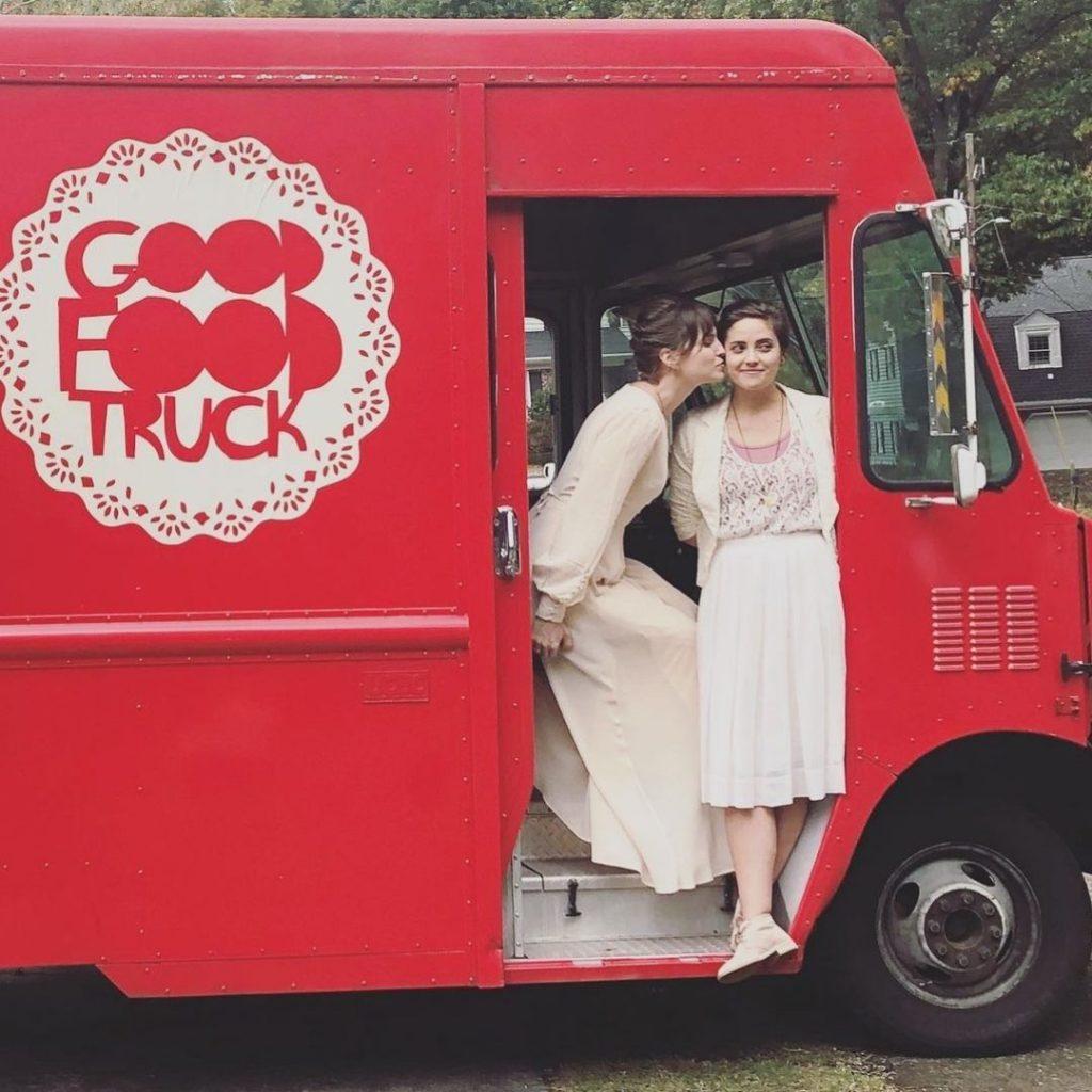 Good Food Truck Wedding Catering Atlanta