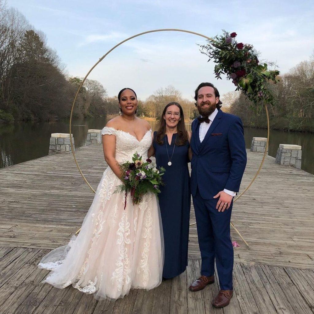 Circle of Love Interfaith Wedding Officiant Atlanta