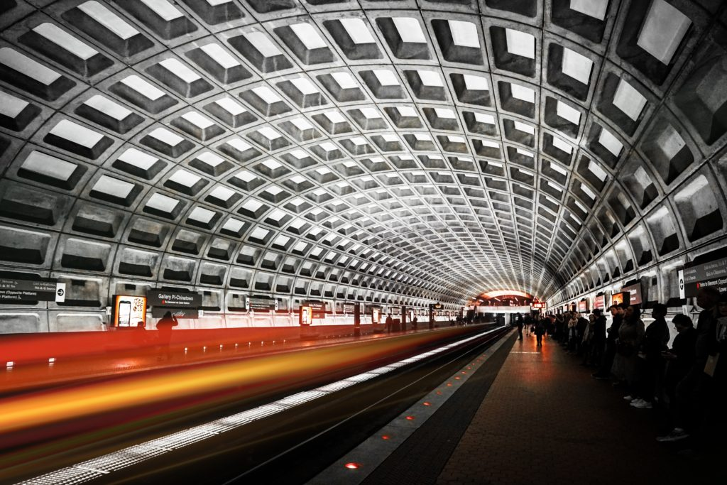 Metro Station, Washington, DC