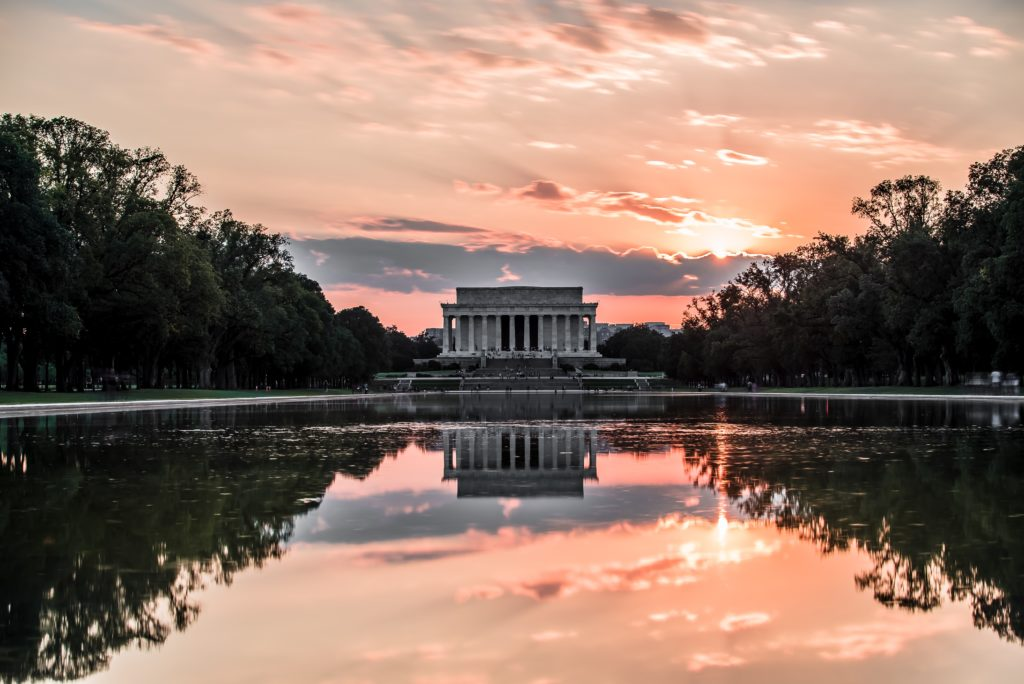 Lincoln Memorial Circle, Washington, DC