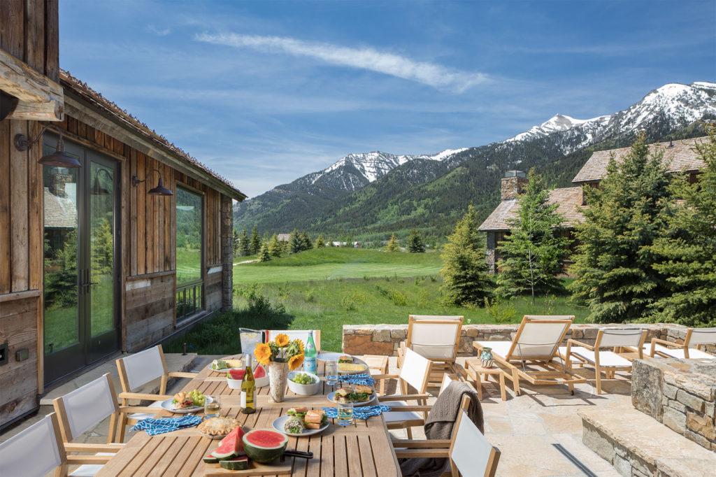 Luxury cabin rental