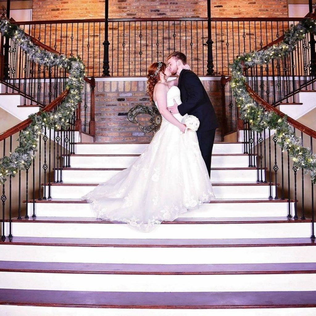 Fleur de Lis Event Center wedding venue Louisiana