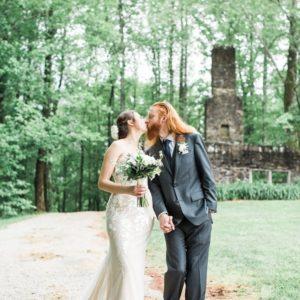 The Ruins at Kellum Valley GA Wedding Venue