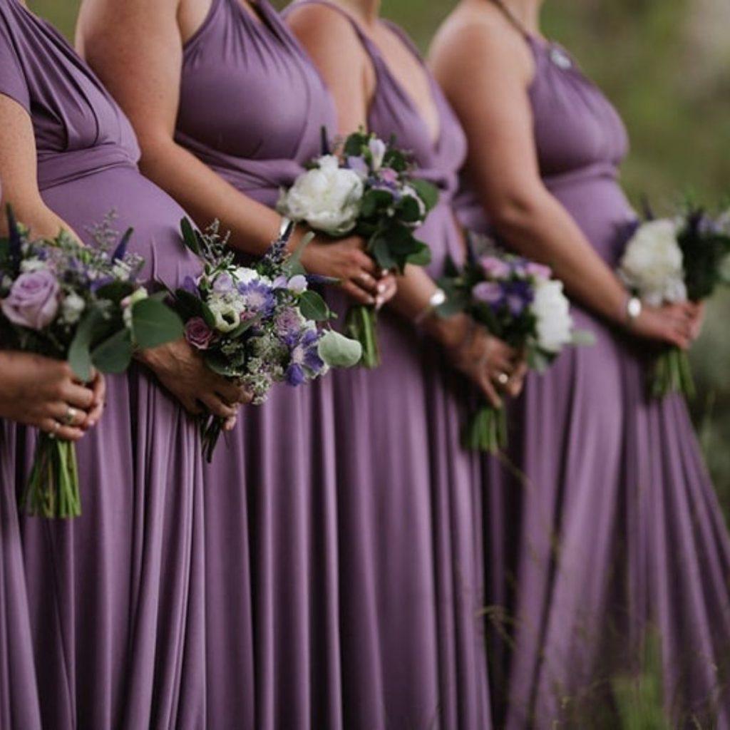 DCDress convertible bridesmaid dress