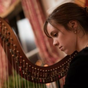 Emily Lewis Harpist