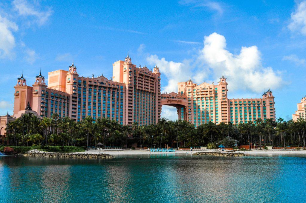 Atlantis Paradise Island, Paradise Island, The Bahamas honeymoon
