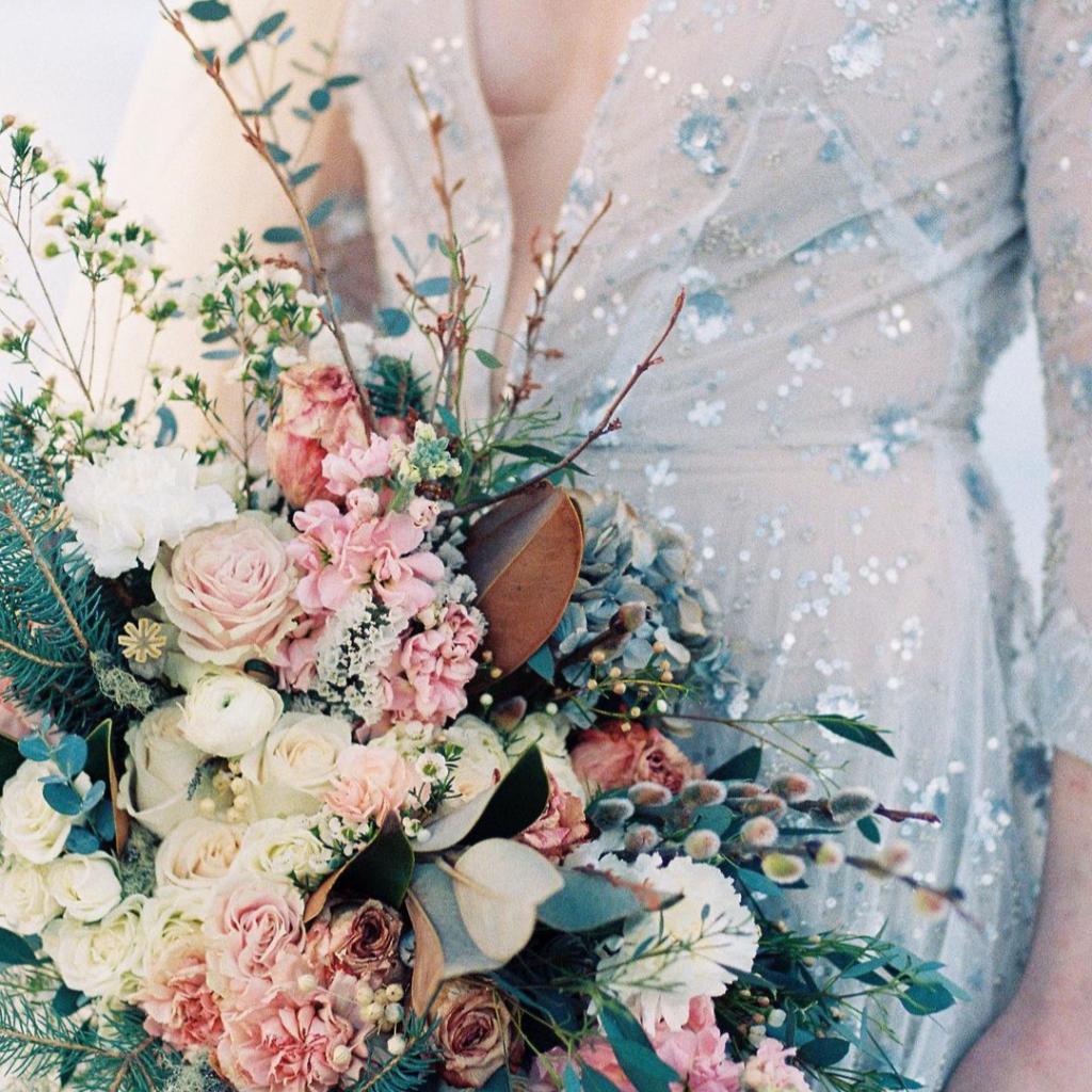 Alaska wedding florist