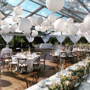 Wedding and event tent rental illinois